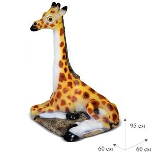 Садовая фигура жираф
