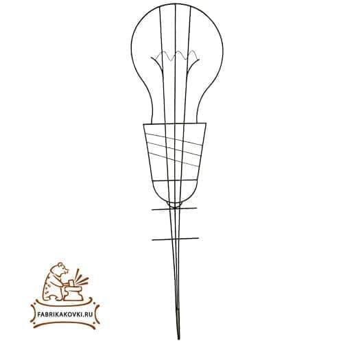 Лампочка шпалера