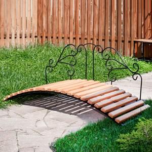 Мостик для сада садовый центр