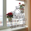 Подставка оконная для цветов