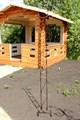 Садовая шпалера 57-092