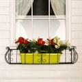 Подставка для цветов за окно