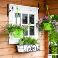 Подвесная подставка для цветов 51-286
