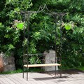 Арка со скамейкой за 14900 руб.