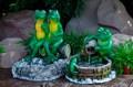 Декоративные фонтаны для сада