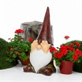 Фигурка садовая гном