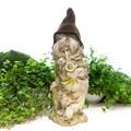 Садовая фигура Гном с трубкой - фото 51896