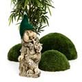 Садовая фигура Гном с трубкой - фото 51897