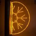 Светодиодная уличная консоль